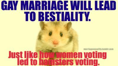 Hamstermarriage