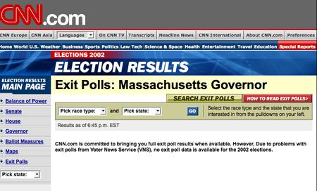 CNN exit polls 2002