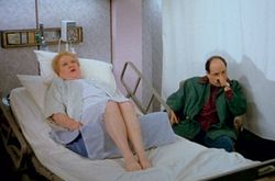 Seinfeld the Contest hospital