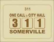 Somerville 311